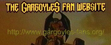 The Gargoyles Fan Website