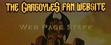 The Gargoyles Fan Website - Credits